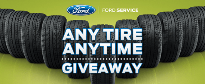ford giveaway