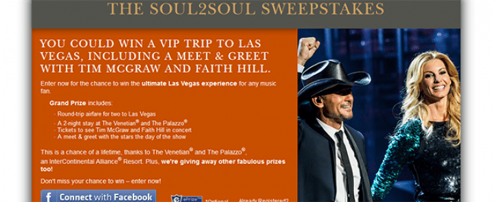 soul2soul sweepstakes