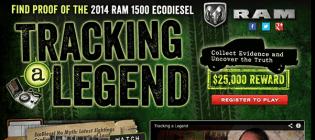 tracking legend