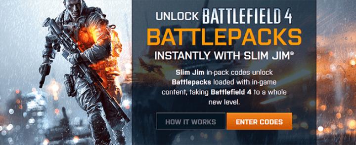 slimjim.com/battlefield4 – Slim Jim Battlefield 4 Instant Win Sweepstakes