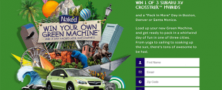 packinmore.com – The Naked Juice Pack In more Sweepstakes