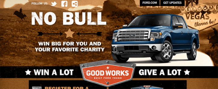 no bull sweepstakes