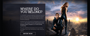 cokedivergentregal.com – Divergent Sweepstakes – Regal