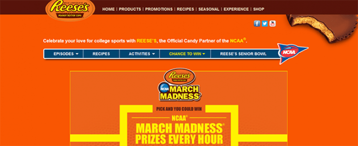 reeses promotion
