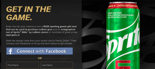 sprite sweepstakes