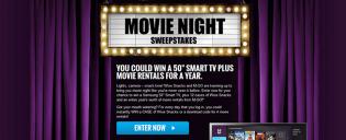 movienightsweepstakes.com – Wise Snack & MGO present: Movie Night Sweepstakes