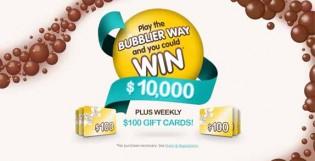 Nestlé AERO Bubblier Way To Win Contest
