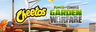 Cheetos Plants vs. Zombies Garden Warfare Sweepstakes