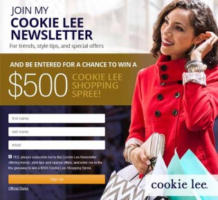 Cookie Lee Jewelry by Justyna Long Contest