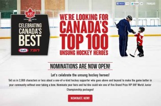 krafttop100.ca – Kraft Celebrating Canada's Best Contest