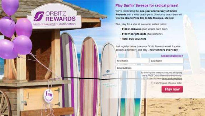 orbitz-rewards-instant-win