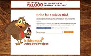 Juicy Bird Sweepstakes