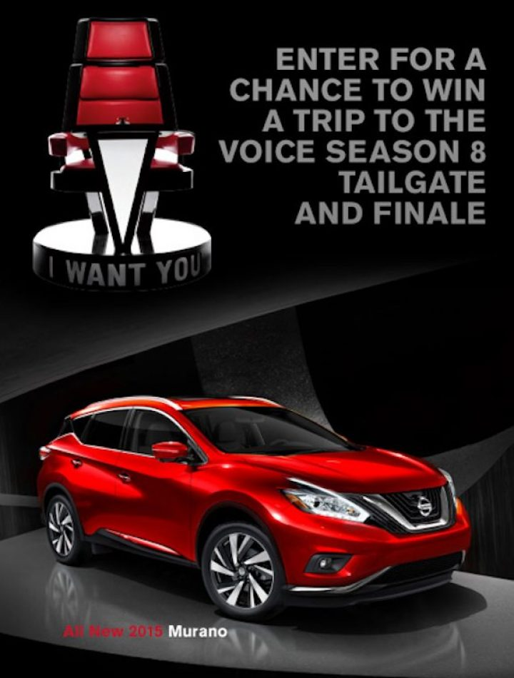 nissan-sweepstakes