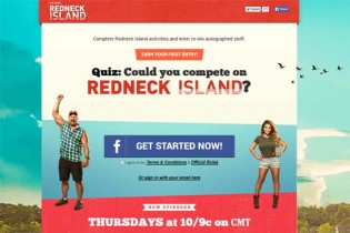 The Ultimate Redneck Island Prize Pack Sweepstakes