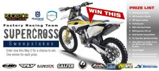 supercross-sweepstakes