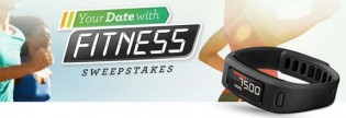 Your Date With Fitness Sweepstakes