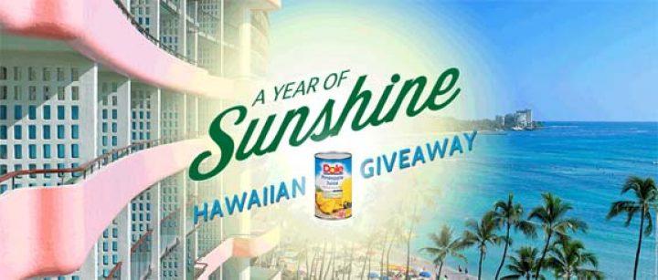 sunshine-hawaiian