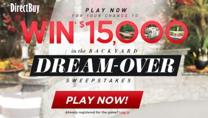 win 15000 dream over
