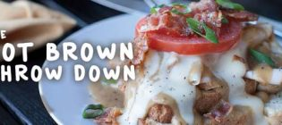 hot-brown-throw-down