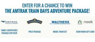 amtrak train days adventure