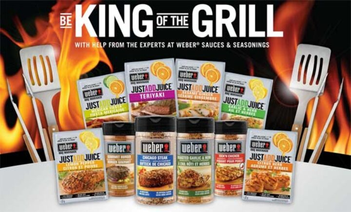 be king of the grill