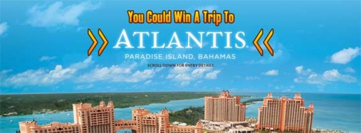 frito lay atlantis trip