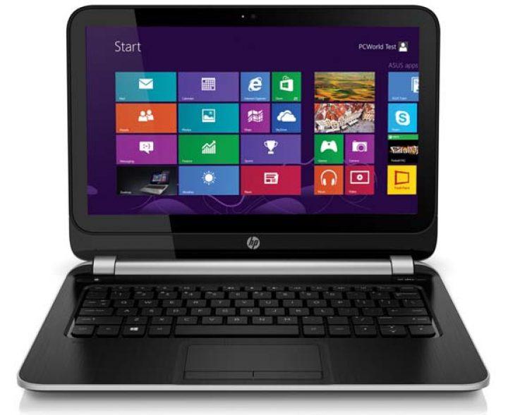 hp touchscreen computer tablet