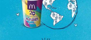 mcflurry ambassador contest