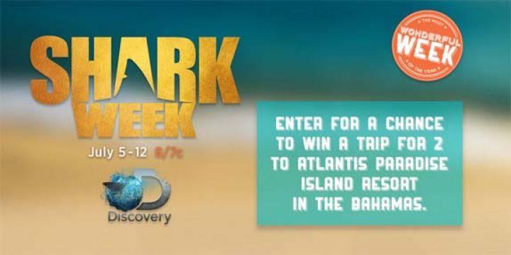 shark week trip