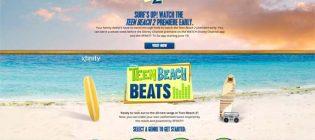 teen beach beats