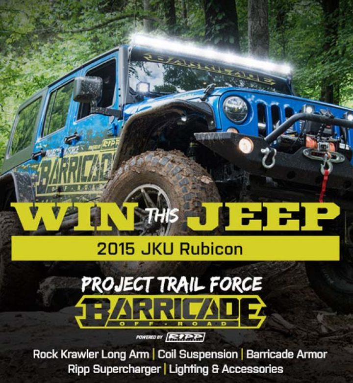 win this jeep sweepstakes