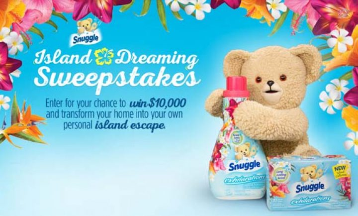 island dreaming sweepstakes