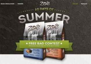 Zoë 60 Days of Summer Free Bag Contest
