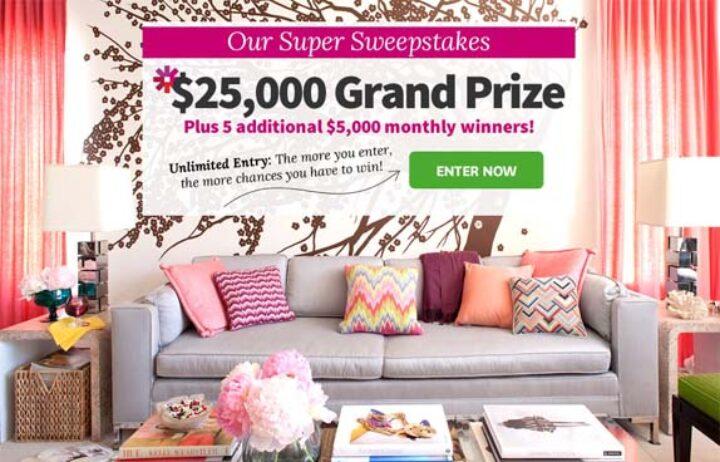 25000 grand prize