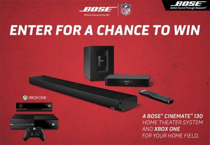 bose cinemate 130 xbox