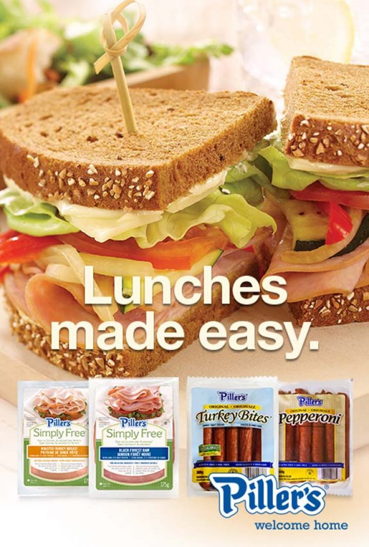 lunches made easy