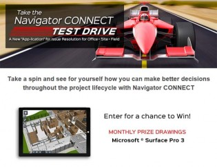 Bentley Take the Navigator CONNECT TEST DRIVE Contest