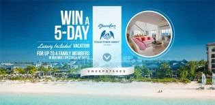 Sandals Love Nest Suites & Beaches Suites Sweepstakes