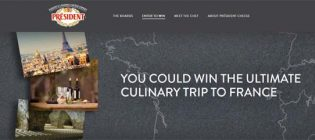 culinary trip to france