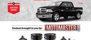 motomaster driver contest
