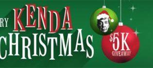 a very kenda christmas 5k