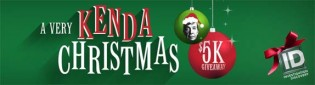 Investigation Discovery's A Very Kenda Christmas $5K Giveaway