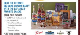 ultimate football fan party sweepstakes
