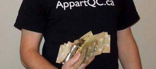 AppartQC 25k Contest