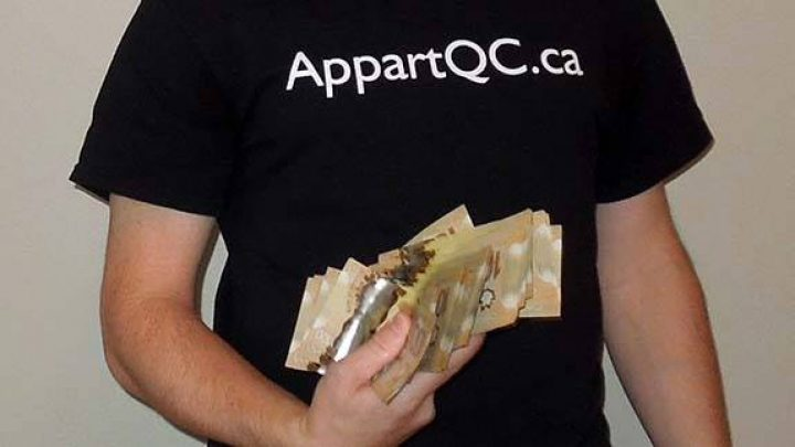 AppartQC 25k Contest