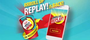rrroll up replay is back