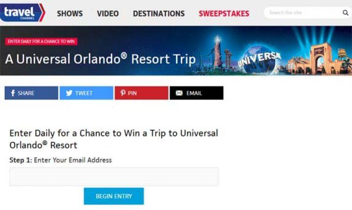 universal orlando resort trip