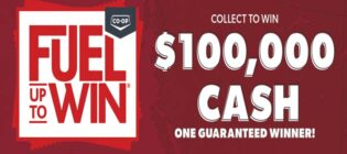 CO-OP Fuel up to WIN Game (FuelUpToWin.ca)