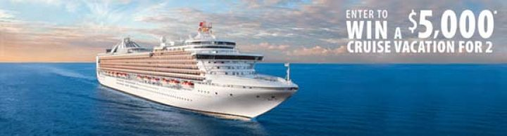 cruise vacation contest