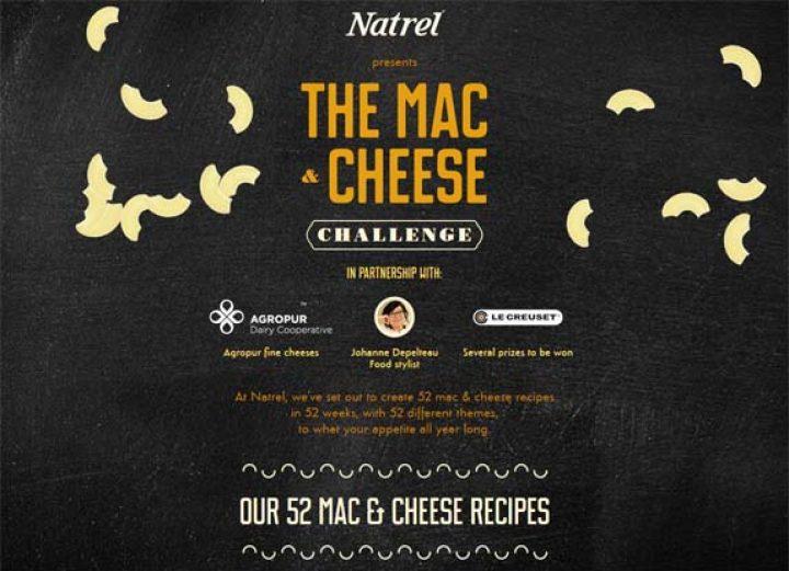 natrel mac cheese